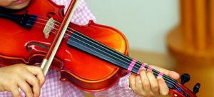バイオリン教室クラングの無料体験レッスン