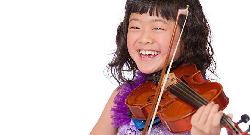 バイオリンって楽しい