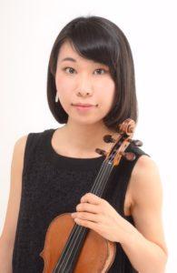 ヴァイオリン教室クラングの講師写真